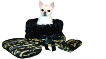 Camo Reversible Snuggle Bug Bed Tote Car Seat