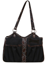 Bome Bon Ami pet Shoulder Tote