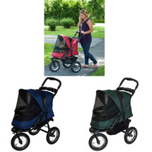 Jogger No Zip Pet Stroller