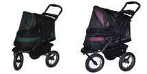 NV No Zip Pet Stroller