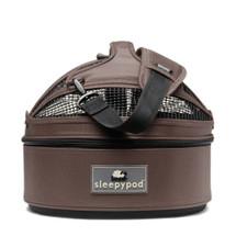 Chocolate Brown Sleepypod Mini Pet Carrier