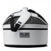 Arctic White Sleepypod Mini Pet Carrier