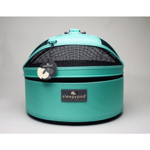 Robin Egg Blue Sleepypod Mini Pet Carrier
