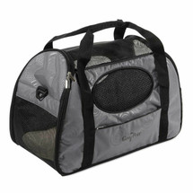 Gray Shadow Carry Me Pet Carrier