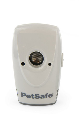 Single Unit PetSafe Ultrasonic Indoor Bark Control System for areas up to 25 feet