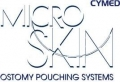 Cymed ostomy products under brand name Microskin are a popular ostomy appliance line based in California.
