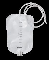 Coloplast Assura and SenSura Urostomy Night Drainage Bag with Anti-Reflux Valve
