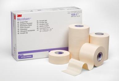 "3M™ Microfoam™ Surgical Tape 1"" Wide"