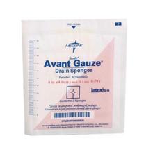Avant Gauze Sterile Drain Sponge 70/box