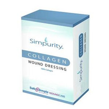 Simpurity Collagen Wound Powder, 1 gm Vial