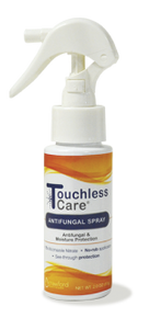 Touchless Care Antifungal Spray 2 oz.