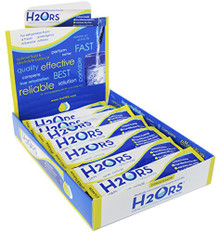 H2ORS Electrolyte Drink Powder: Citrus (24 Pack)
