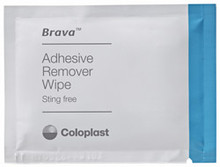 Brava Adhesive Remover Wipes 30/box