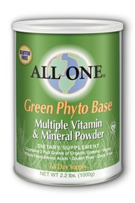ALL ONE Green Phyto Base - 66 Day Supply