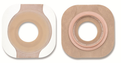 New Image Pre-Sized Flextend Skin Barrier, Floating Flange, with Tape, 14704