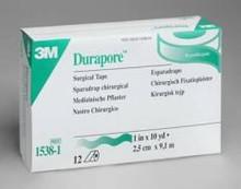 Durapore™ Tape 1538-1, 1 inch x 10 yard (white)