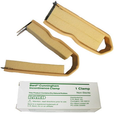 Cunningham Clamp for Penile Incontinence by Bard,4054,4053,4052