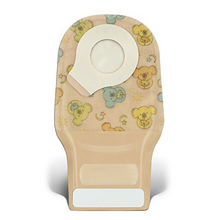 Convatec Little Ones® Two-Piece Drainable Pouch with One Sided Comfort Panel with InvisiClose® Clipless Tail Closure