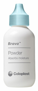 Brava Ostomy Powder one ounce bottle