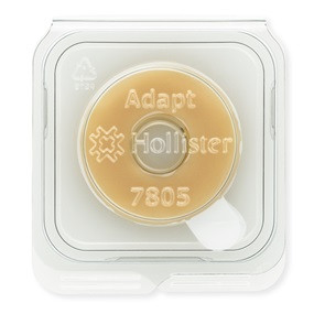 """7805  2"""" diameter 4.5 mm width. Hollister Adapt Barrier Rings (flat) by Hollister.  An essential ostomy accessory to protect skin around the stoma and extend appliance wear time."""