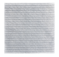 """AQUACEL Ag EXTRA Ionic Silver Antimicrobial Wound Dressing 6"""" x 6"""""""
