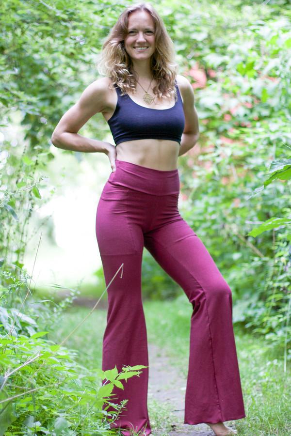 Side Pocket Yoga Pants