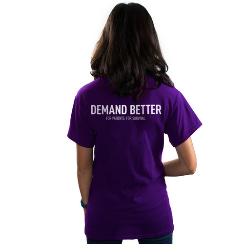 Demand Better T-Shirt/Unisex/For Her