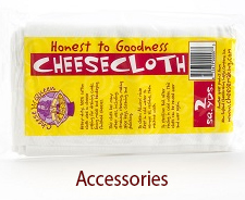 Cheesemaking Accessories