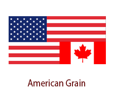 US and Canadian Grain