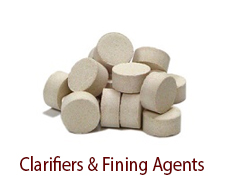 Clarifiers & Fining Agents