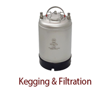 Keg & Filtration Equipment
