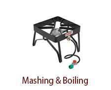 Mashing & Boiling Euipment
