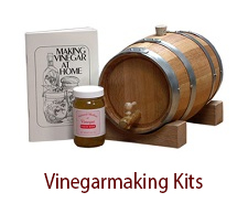 Vinegarmaking Kits