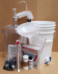 Deluxe Equipment Kit w/Plastic Carboy