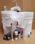 Deluxe Equipment Kit w/Plastic Bucket