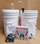 Basic Equipment Kit w/Plastic Bucket