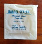 Barrel Sealing Wax (4.5 oz)