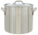 7.5 Gal. S/S Brew Kettle (30 Qt. Stockpot)