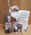 Deluxe Equipment Kit w/Glass Carboy