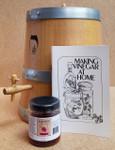 French Oak Barrel Vinegar Kit - 10 Liter