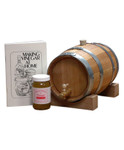 American Oak Barrel Vinegar Kit - 1 Gal