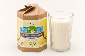 Ginger Lemongrass 5 oz glass