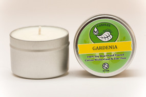 Gardenia Travel Tin