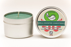 Hill Country Christmas Travel Tin