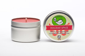 Holiday Spice Travel Tin