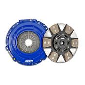 SPEC Clutch For Geo Prizm 1990-1991 1.6L DOHC to 4/91 Stage 2+ Clutch (ST553H)