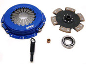 SPEC Clutch For Mazda 1800 1971-1972 1.8L from 9/71 Stage 4 Clutch (SZ104)