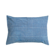 Indigo Hamptons Stripes Pillowcase