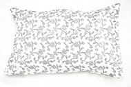 Boho Scandi Floral Pillow case