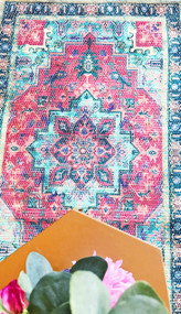 Antoliya  Upcycled Rug (small) - sold out